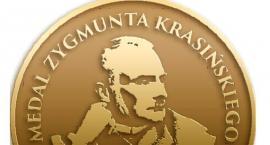 Powstał Medal Zygmunta Krasińskiego. Po raz pierwszy zostanie wręczony w Opinogórze