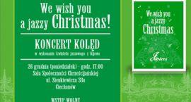 Koncert Kolęd w wykonaniu kwintetu jazzowego z Kijowa