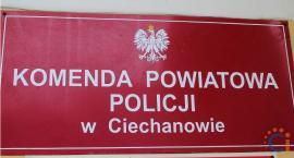 Policjanci z Ciechanowa zatrzymali włamywacza. Szukają teraz właścicieli odzyskanych przedmiotów