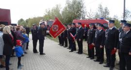 Druhowie z gminy Opinogóra Górna otrzymali wóz gaśniczy [zdjęcia]