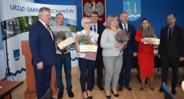 W gminie Ciechanów też nagrodzono właścicieli najładniejszych posesji