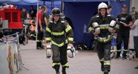 Strażacy z Ciechanowa walczyli o tytuł