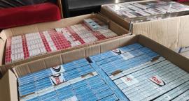 Nielegalny towar na targowisku. Jego wartość przekracza 85 tys. zł