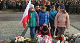 Ciechanów uczcił 101. rocznicę odzyskania przez Polskę niepodległości [wideo/zdjęcia]