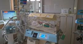 W ciechanowskim szpitalu rodzi się ich coraz więcej. Specjalnie dla nich udekorują oddział