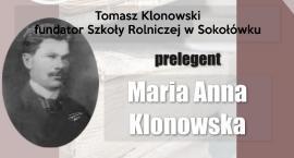 O Tomaszu Klonowskim w ciechanowskiej PBP