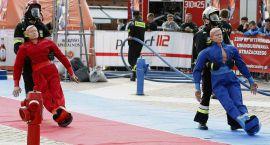 Strażacy z Ciechanowa walczyli w międzynarodowych zawodach