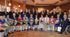 Małżeństwa z gminy Glinojeck na medal [zdjęcia]