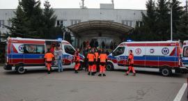 Karetki za milion. Szpital w Ciechanowie zainwestował w nowe ambulanse [wideo/zdjęcia]