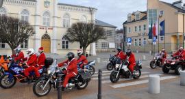 Mikołaje na motocyklach pojawią się w Ciechanowie i Gołotczyźnie