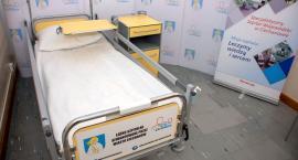 Nowe łóżka dla pacjentów ciechanowskiego szpitala. Ich zakup sfinansowało miasto