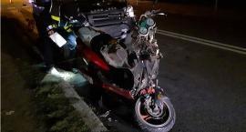 Wypadek na ul. 17 Stycznia. Sprawcy zatrzymano prawo jazdy [zdjęcia]