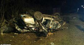 U sąsiadów: Pięć osób rannych w wypadku