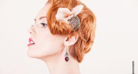 Porady ślubne: Spinki, fascynatory i inne ozdoby do fryzury ślubnej