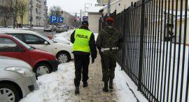 OWOCE WSPÓLNYCH PATROLI - POLICJI I WOJSKA
