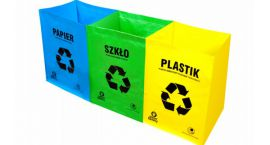 Odbiór posegregowanych odpadów