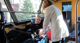 Strażacy i mieszkańcy nie zawiedli: oddali 21 litrów krwi! (zdjęcia)