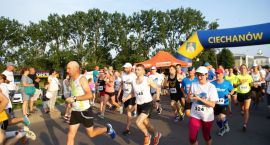 Setki biegaczy na Ciechanowskim Święcie Biegania (zdjęcia)