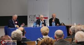 W Ciechanowie odbyło się spotkanie Klubu Obywatelskiego (wideo/zdjęcia)