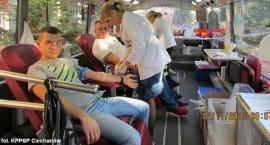Strażacy i mieszkańcy oddali ponad 16 litrów krwi (zdjęcia)