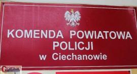 Włamiania do mieszkań w Ciechanowie. Policja szuka sprawców i apeluje o ostrożność