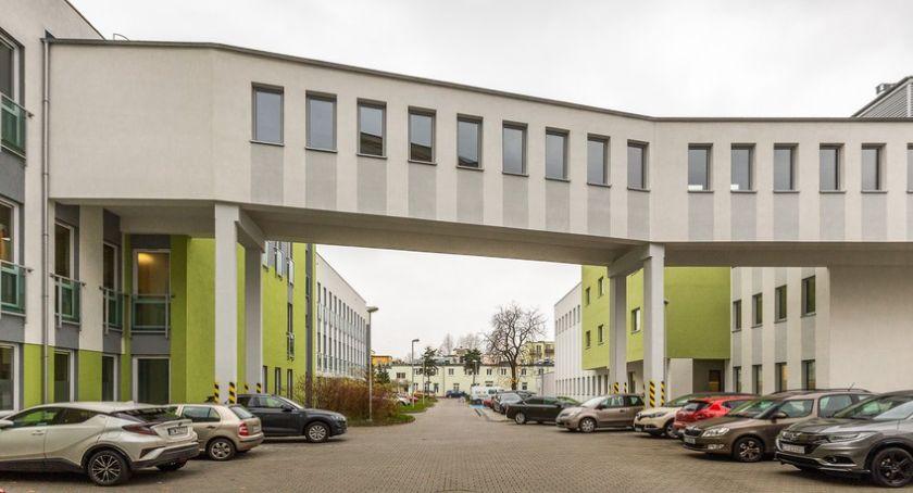 Inwestycje, Zbliża otwarcie nowego skrzydła Szpitala Miejskiego Toruniu - zdjęcie, fotografia