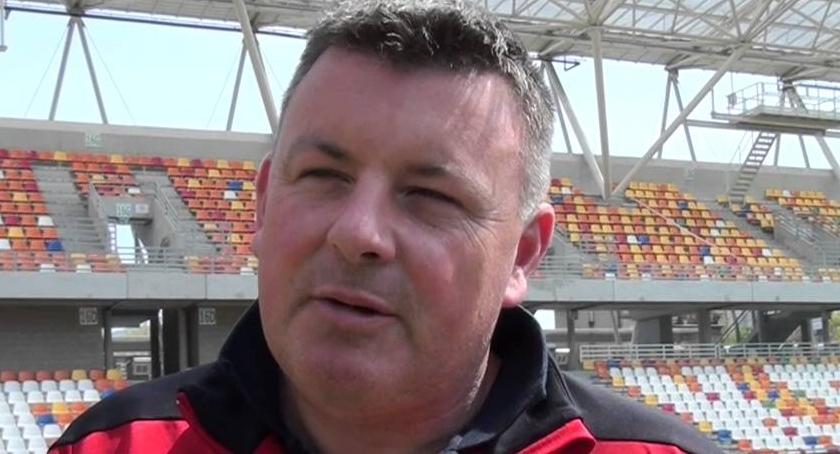 Piłka Nożna, Rafał Górak nowym trenerem Elany! - zdjęcie, fotografia