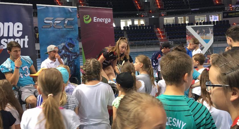 Inne dyscypliny, Arena Toruń otworzyła letni sezon! [FOTO] - zdjęcie, fotografia