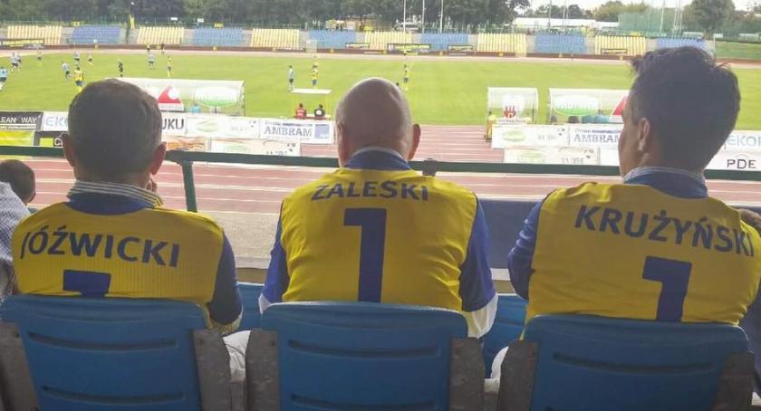 Piłka Nożna, biznesie marketingu sportowym Elanie Toruń opowiada Krużyński - zdjęcie, fotografia