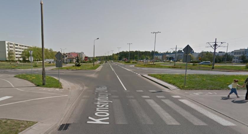 Wypadki, Kolejne Toruniu potrącenie rowerzystki! - zdjęcie, fotografia