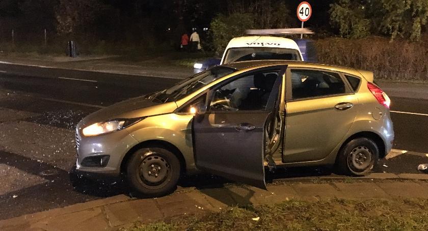 Wypadki, Poważny wypadek Toruniu duże utrudnienia zobacz zdjęcia [PILNE] - zdjęcie, fotografia