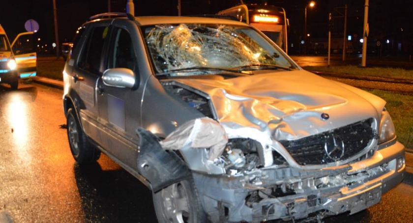 Na sygnale, Zamieszanie po wypadku na Szosie Lubickiej. Będzie jednak areszt dla kierowcy?