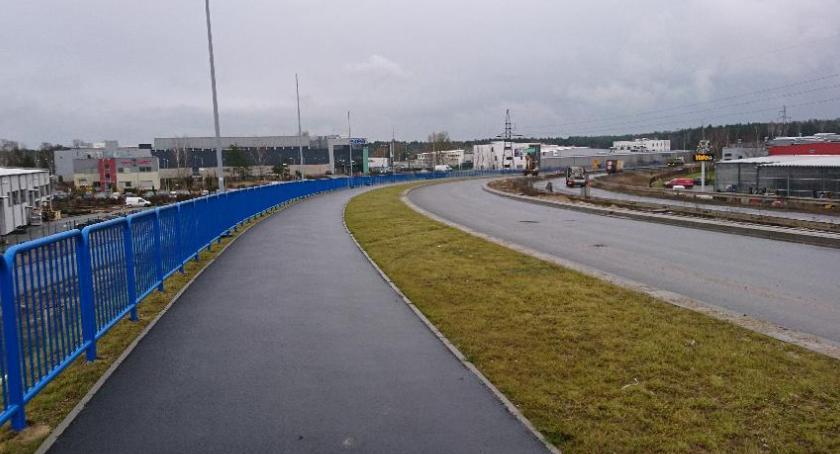 Drogi, prezentuje wiadukt Łódzkiej [FOTO] - zdjęcie, fotografia