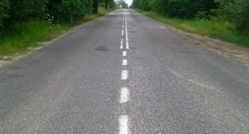 Drogi, droga będzie nieprzejezdna Zapowiada ostre strzelanie! - zdjęcie, fotografia
