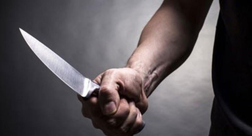 Sprawy kryminalne, Groził nożem ukradł pieniądze Rozpoznajesz mężczyznę [FOTO] - zdjęcie, fotografia