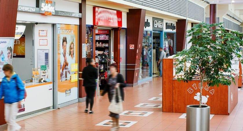Biznes, Centrum handlowe Toruniu wystawione sprzedaż! - zdjęcie, fotografia