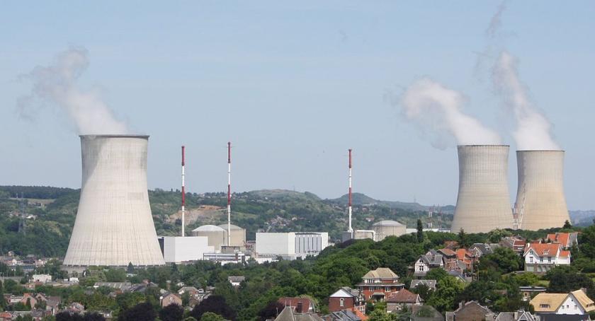 Komunikaty, uspokaja sprawie elektrowni atomowej Belgii powodu - zdjęcie, fotografia