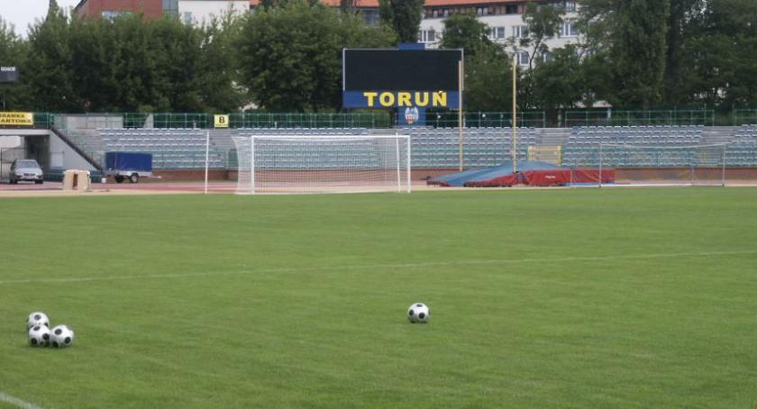 Piłka Nożna, Mistrzostwa świata piłce nożnej Toruniu Prezydent Zaleski zabrał głos - zdjęcie, fotografia