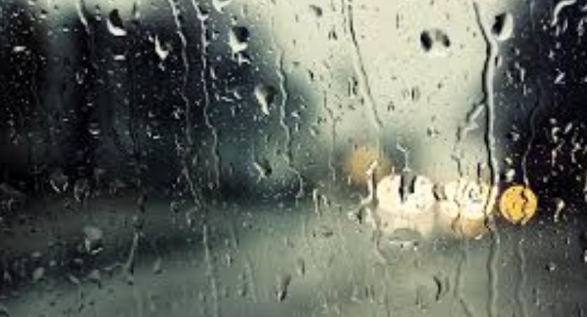 Pogoda, poniedziałek pogoda popsuje - zdjęcie, fotografia