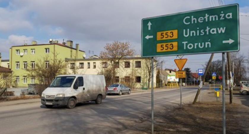 Kujawsko-Pomorskie, Będzie droga Łubianki Bierzgłowa - zdjęcie, fotografia