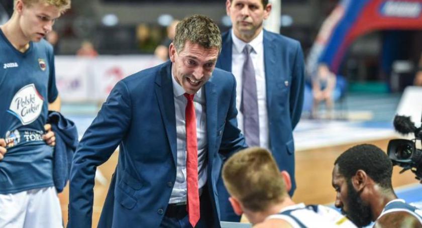 Koszykówka, Horror Ostrowie! Polski Cukier przegrywa ważny - zdjęcie, fotografia