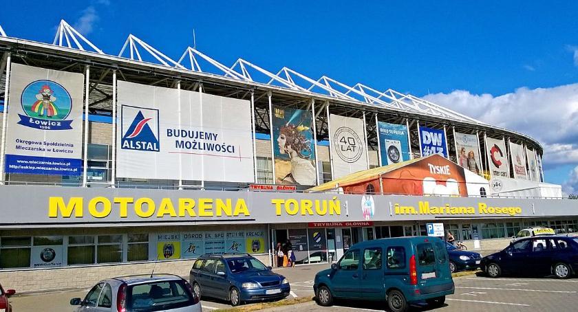 Get Well Toruń, Dlaczego niektóre części Motoareny ostatnim meczu ligowym były zamknięte - zdjęcie, fotografia