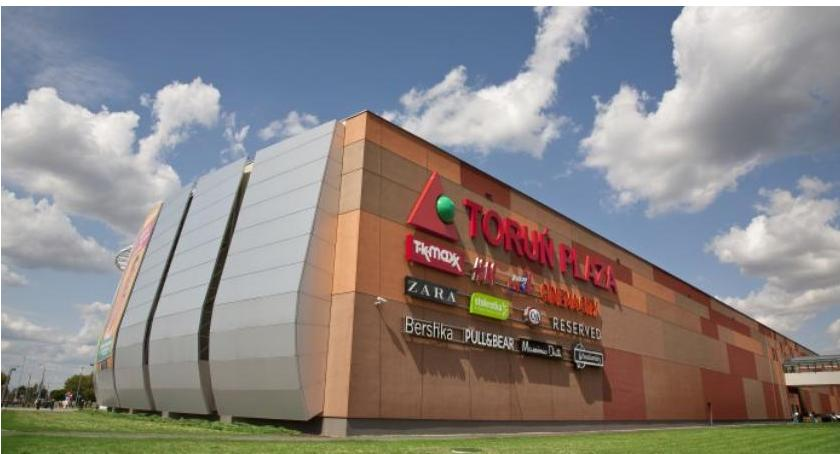 Inwestycje, Zmiany Toruń PLAZA Wiemy sklep powstanie miejsce Stokrotki! - zdjęcie, fotografia