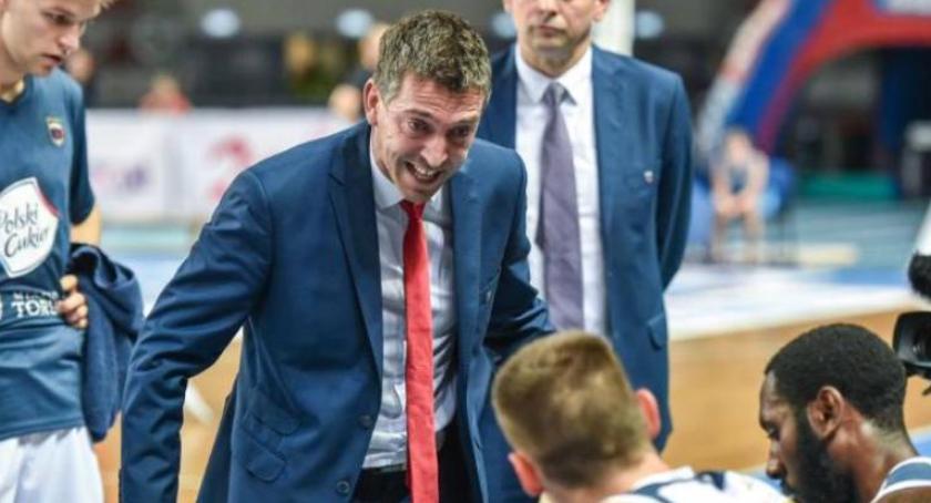 Koszykówka, pierwsza decyzja kadrowa Polskiego Cukru! - zdjęcie, fotografia