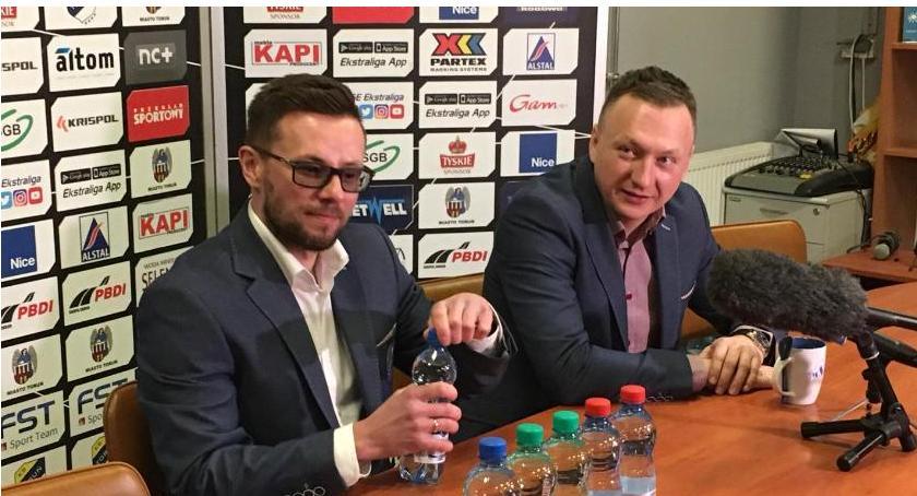Get Well Toruń, Jacek Frątczak skomentował zwycięstwo Włókniarzem Częstochowa - zdjęcie, fotografia