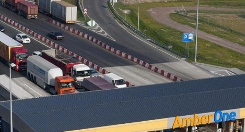 Drogi, decyzja sprawie otwierania bramek autostradzie Toruniem - zdjęcie, fotografia