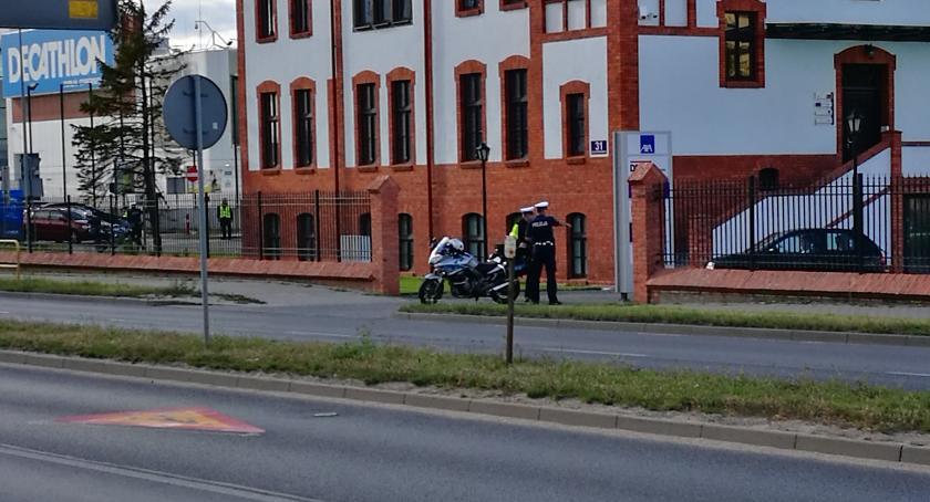 Sprawy kryminalne, Czterogodzinna akcja pirotechników ulicy Żółkiewskiego [FOTO] - zdjęcie, fotografia