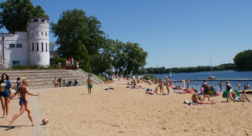 Relaks, Sanepid zbadał jakość podtoruńskich kąpieliskach - zdjęcie, fotografia