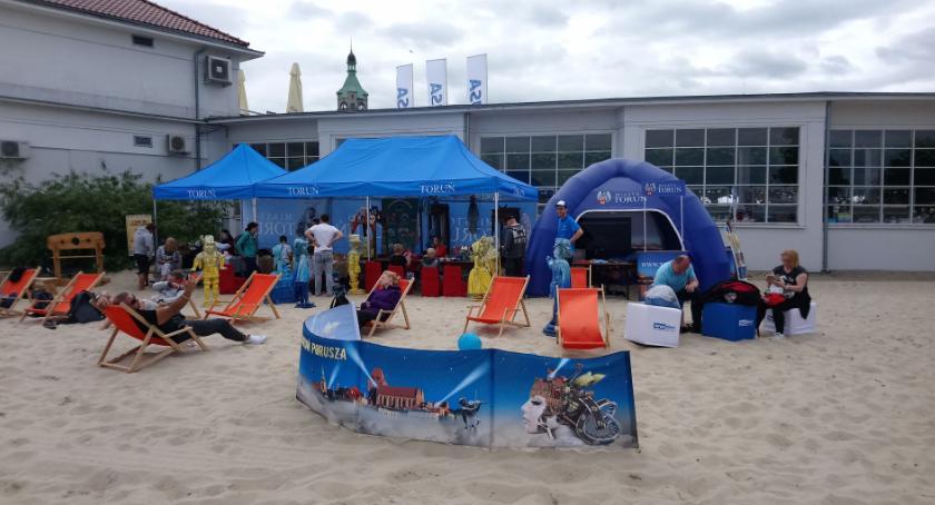 Biznes, Toruń dostępem morza tygodniu możliwe [FOTO] - zdjęcie, fotografia