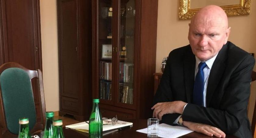 Prezydent Torunia, Michał Zaleski takie miejsce którym wypoczywam - zdjęcie, fotografia